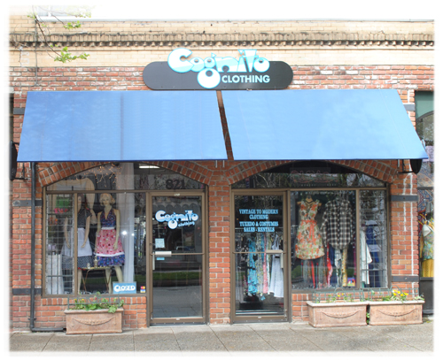 Cognito clothing store